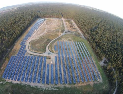 Solarpark Uttenreuth (Bauabschnitt I)
